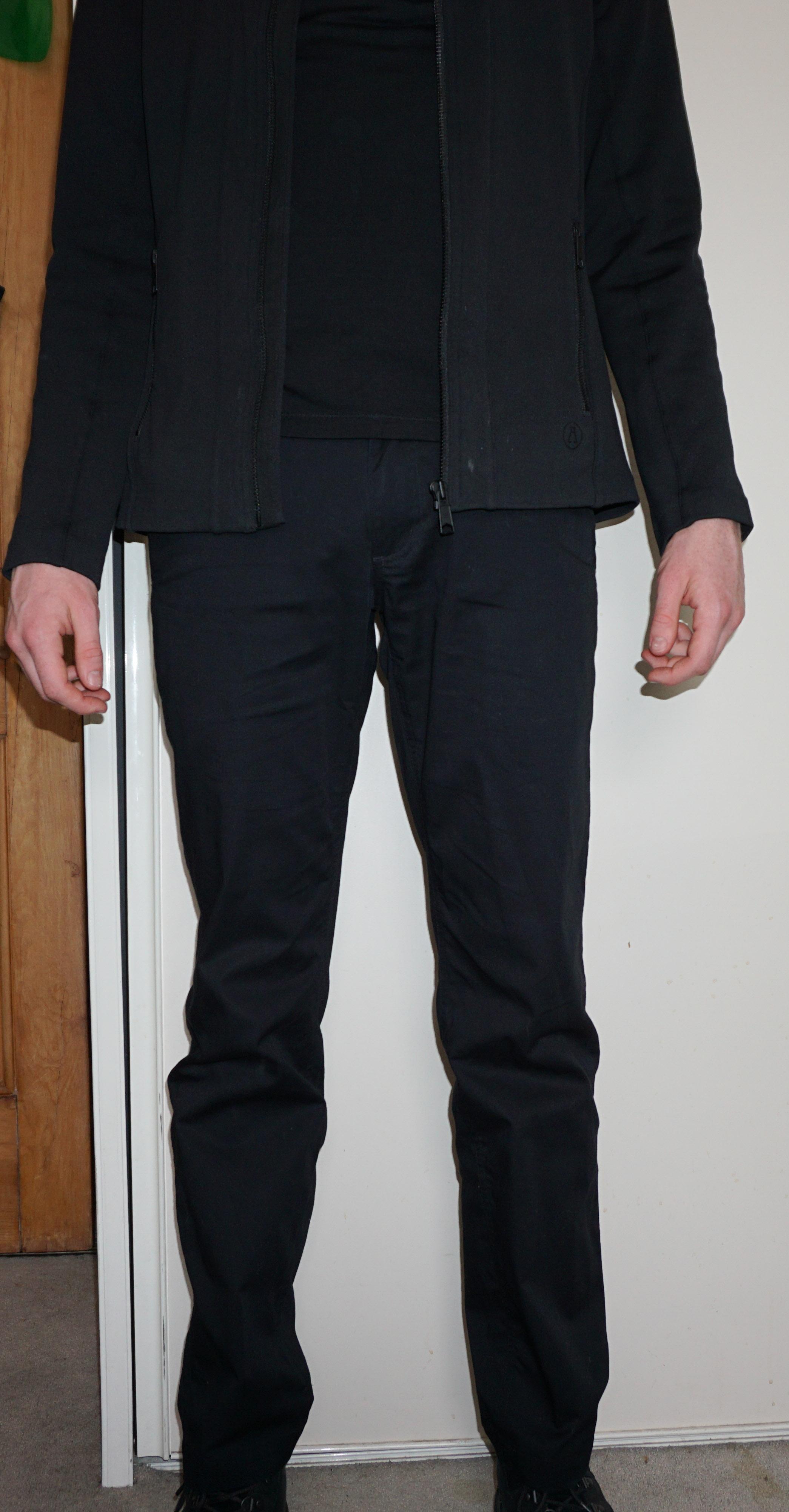 3xdry pants fit