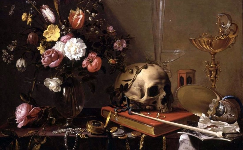 The lesson of vanitas